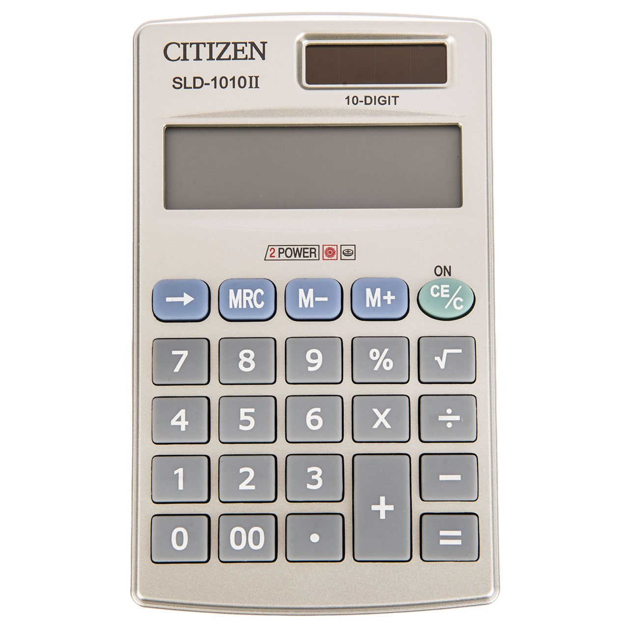 قیمت                      ماشین حساب سیتیزن مدل SLD-1010II