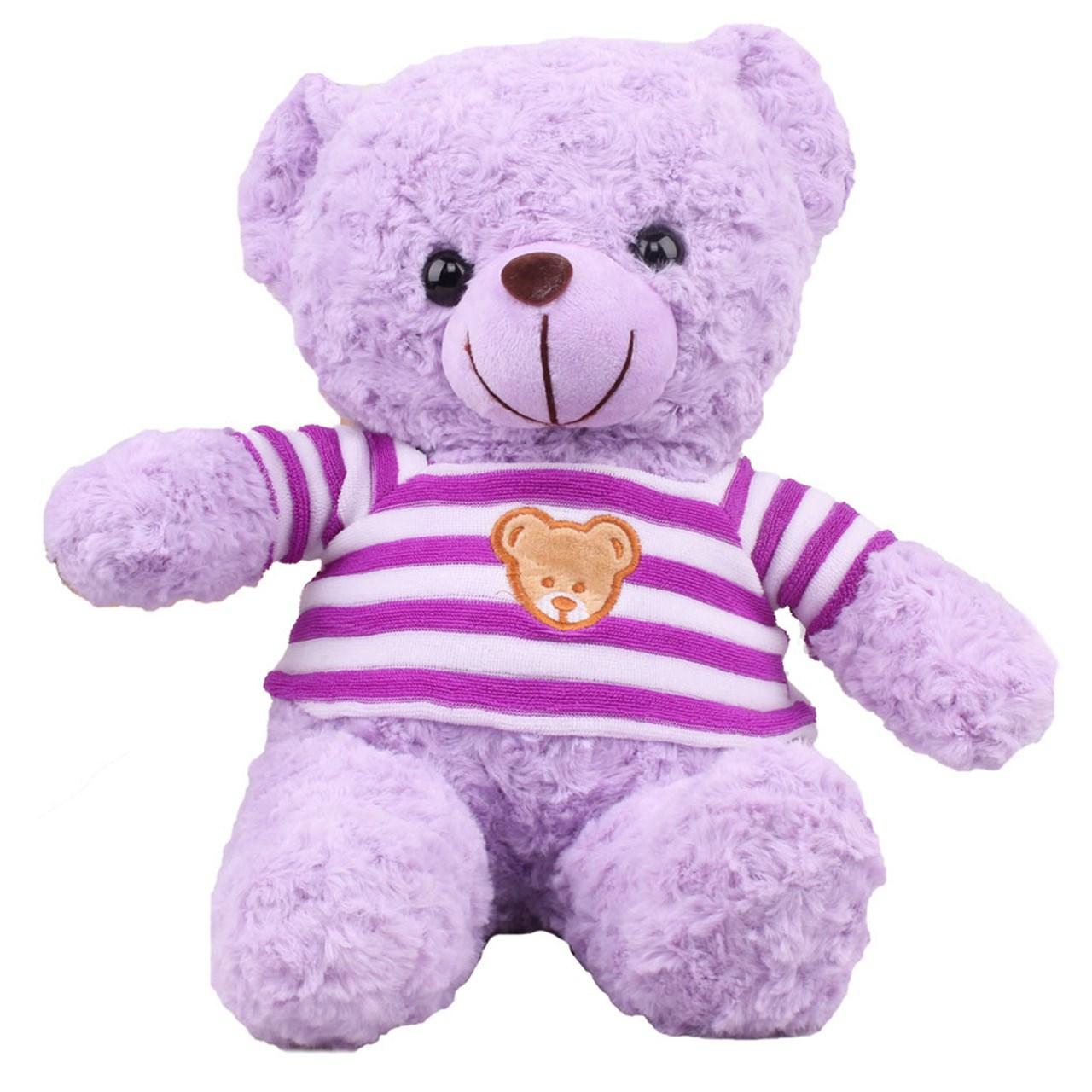عروسک خرس مدل رنگی
