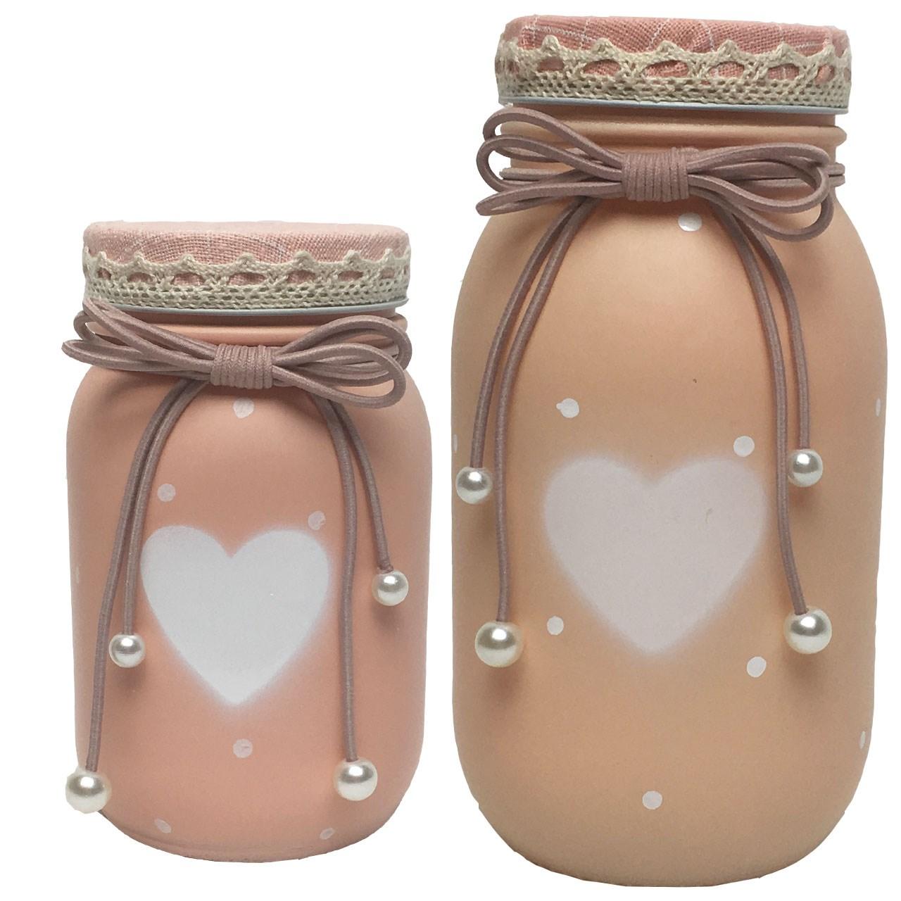 بانکه فانتزی مدل pink  مجموعه دو عددی