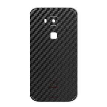 برچسب پوششی ماهوت مدل Carbon-fiber Texture مناسب برای گوشی  Huawei Ascend G8