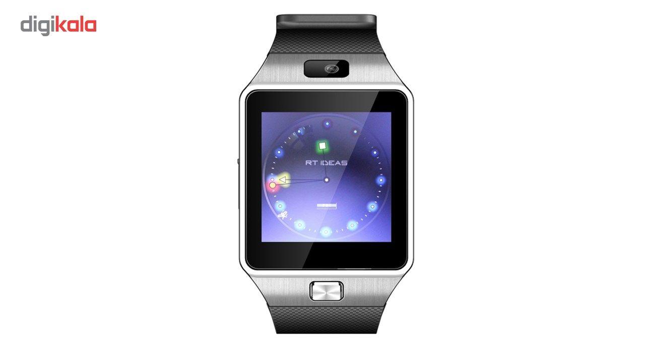 ساعت هوشمند تی سریز مدل DZ09 main 1 3