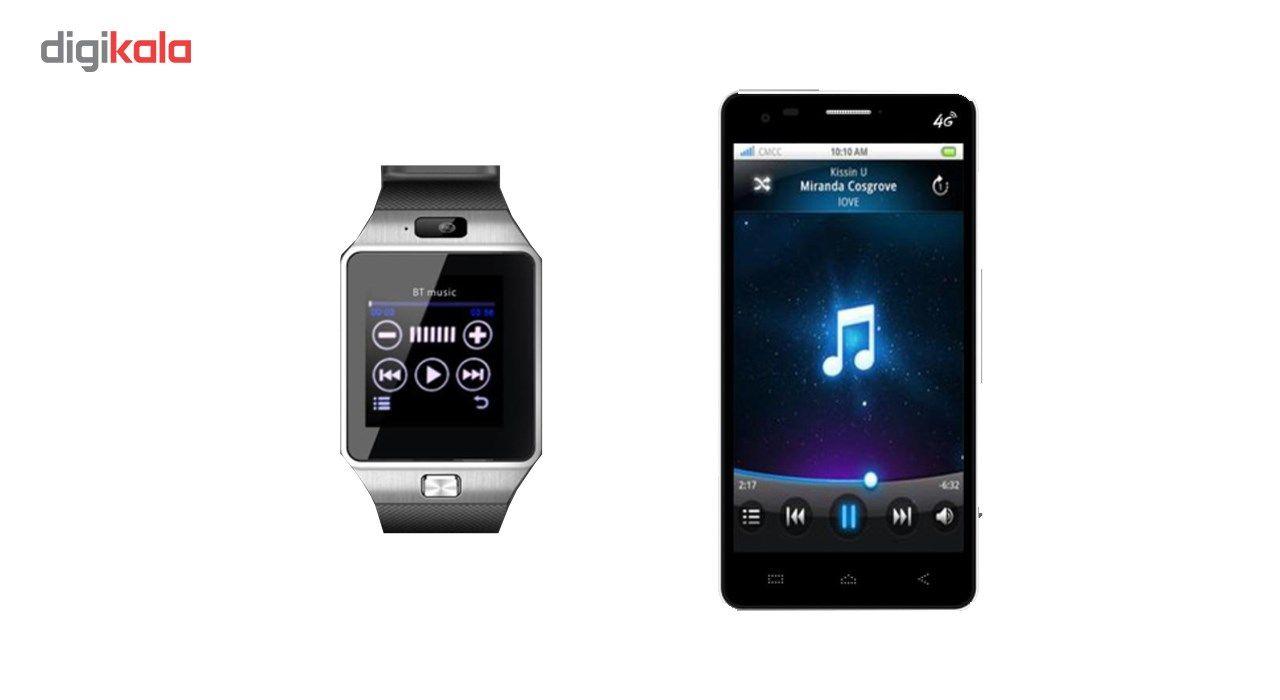 ساعت هوشمند تی سریز مدل DZ09 main 1 6