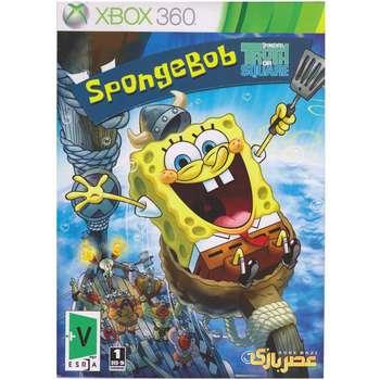 بازی Sponge Bob مخصوص ایکس باکس 360