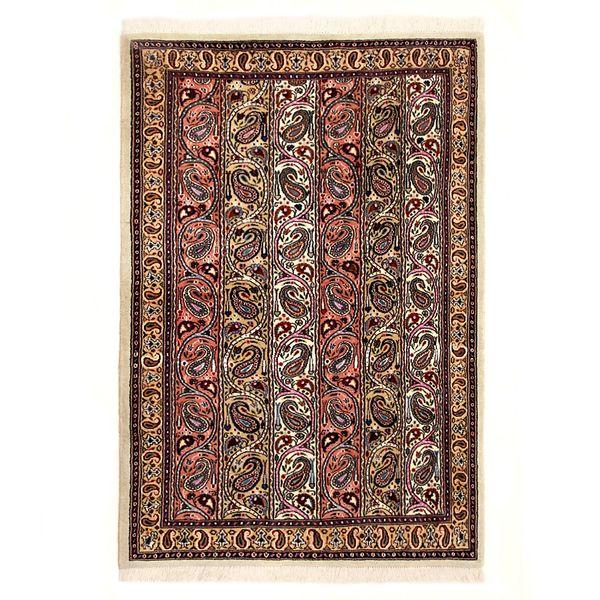 فرش دستبافت ذرع و نیم گالری نور H1500