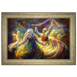 تابلو گالری هنری پیکاسو طرح عماد ریزک کد 0733