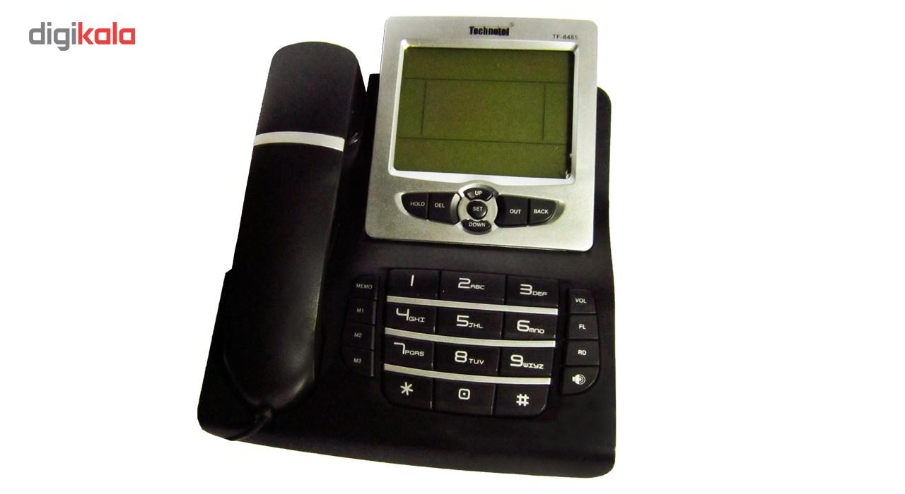 قیمت                      تلفن تکنوتل مدل 8485