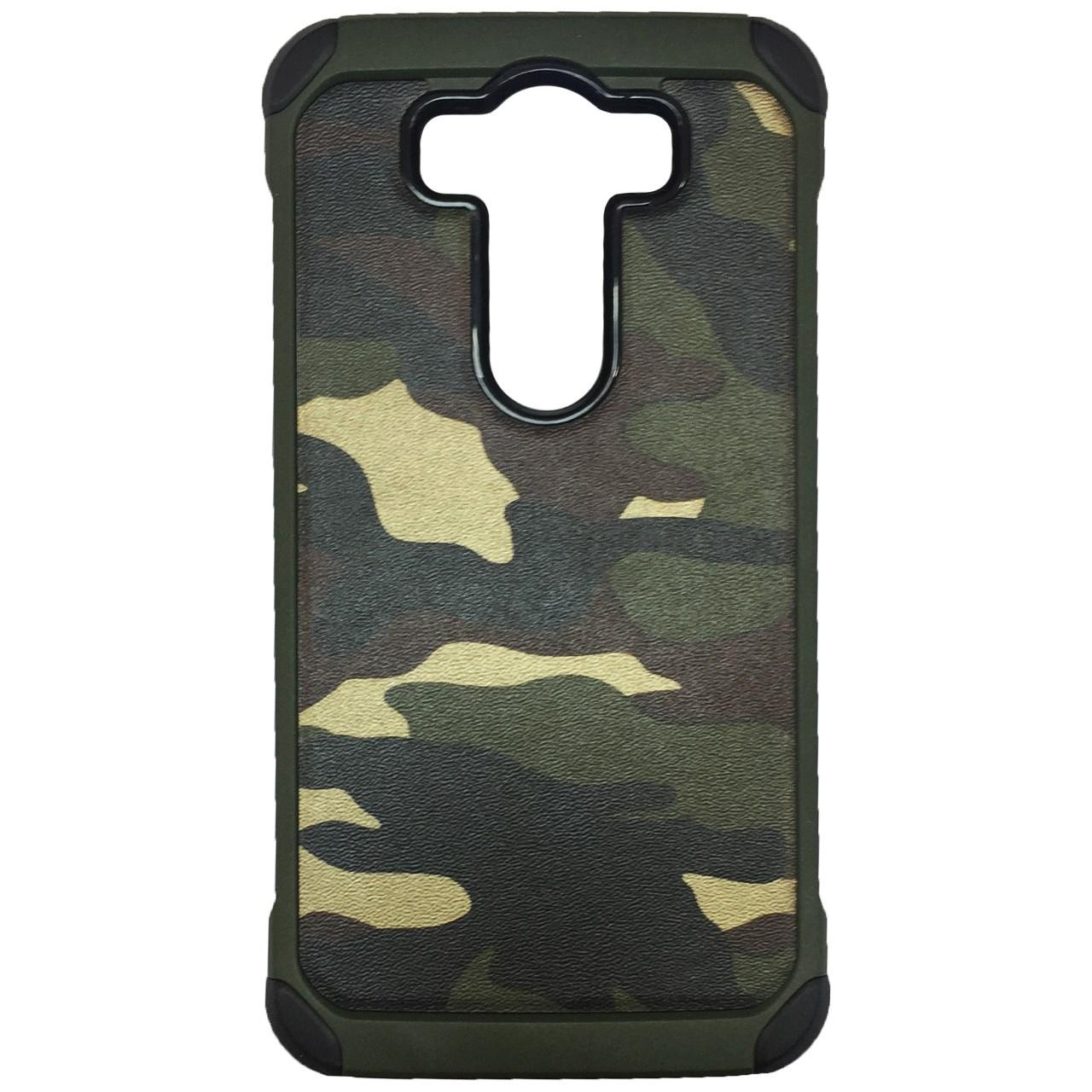 کاور ارتشی مدل CAMO مناسب برای گوشی موبایل ال جی V10