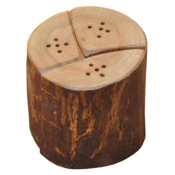 نمکدان چوبی WeWood بسته 3 عددی