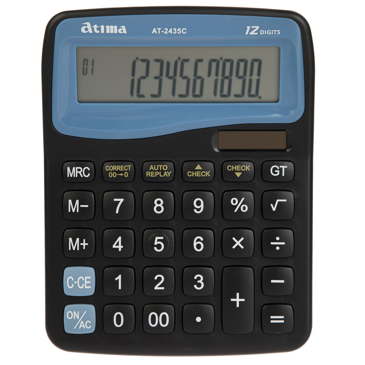 قیمت                      ماشین حساب آتیما مدل AT-2435C