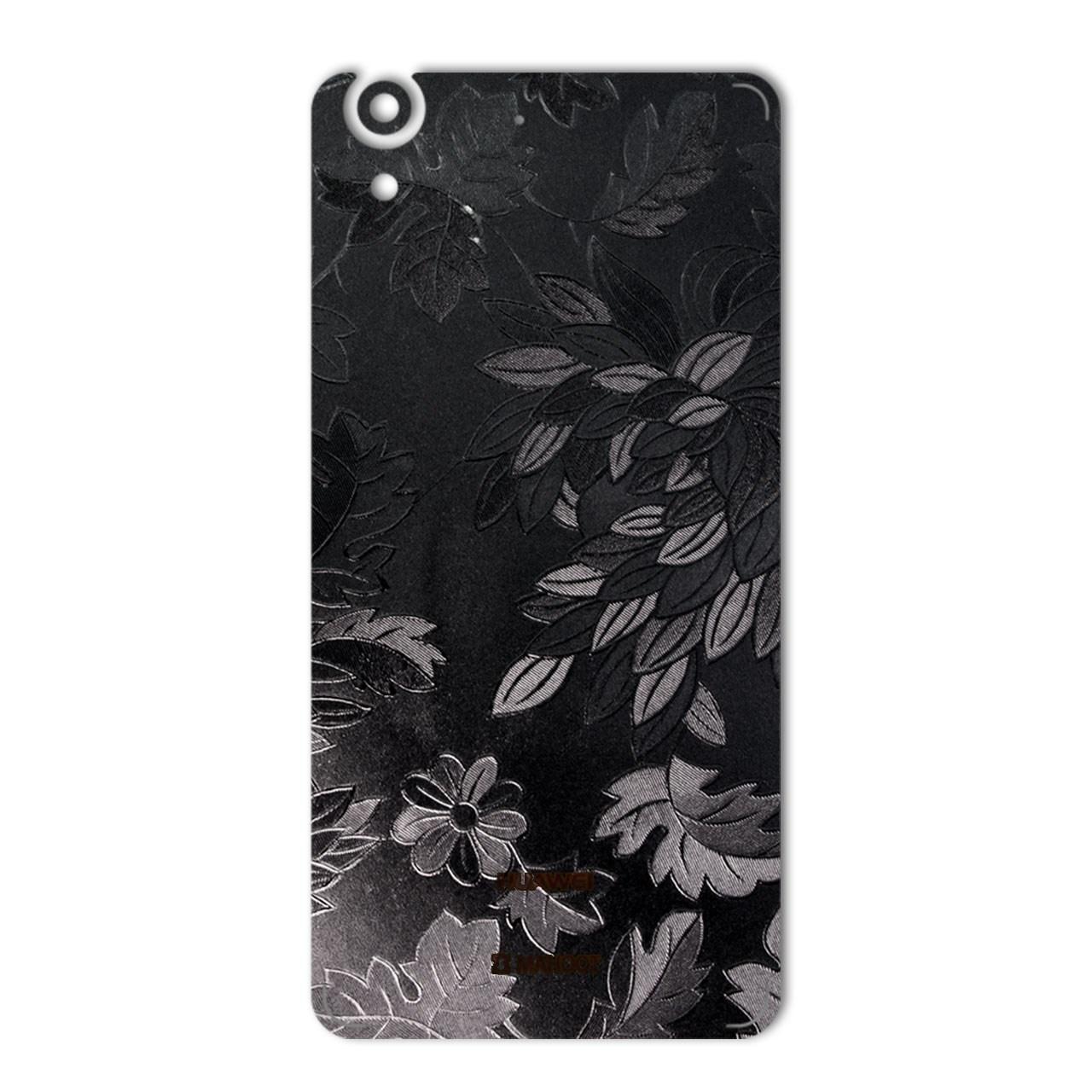 برچسب پوششی ماهوت مدل Wild-flower Texture مناسب برای گوشی  Huawei Y6 II