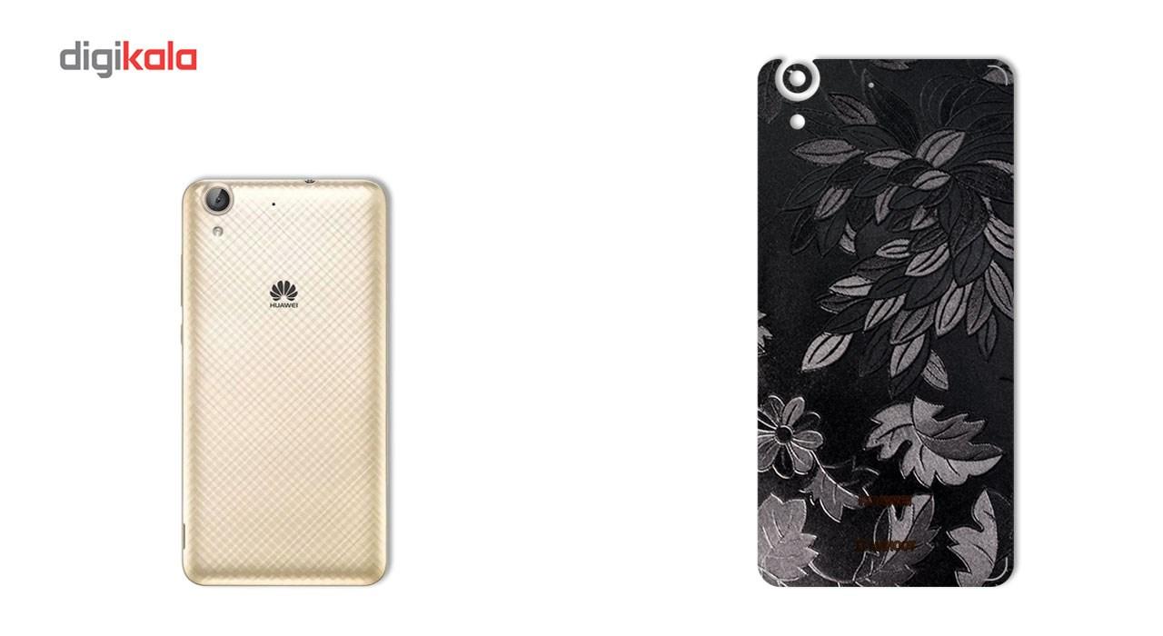 برچسب پوششی ماهوت مدل Wild-flower Texture مناسب برای گوشی  Huawei Y6 II main 1 1