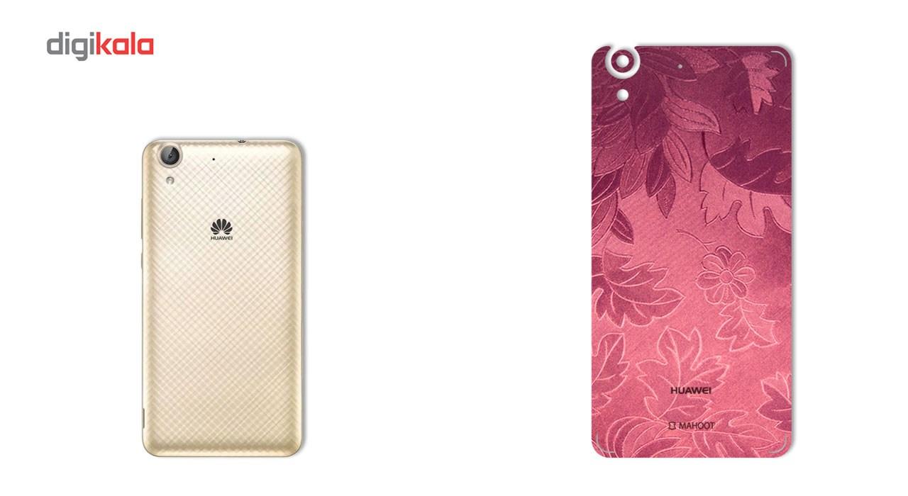 برچسب پوششی ماهوت مدل Wild-flower Texture مناسب برای گوشی  Huawei Y6 II main 1 2