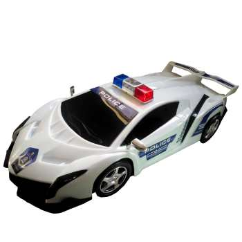 ماشین بازی پلیس مدل Lamborghini police