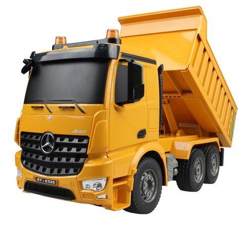کامیون کنترلی مرسدس بنز مدل Acros Dump