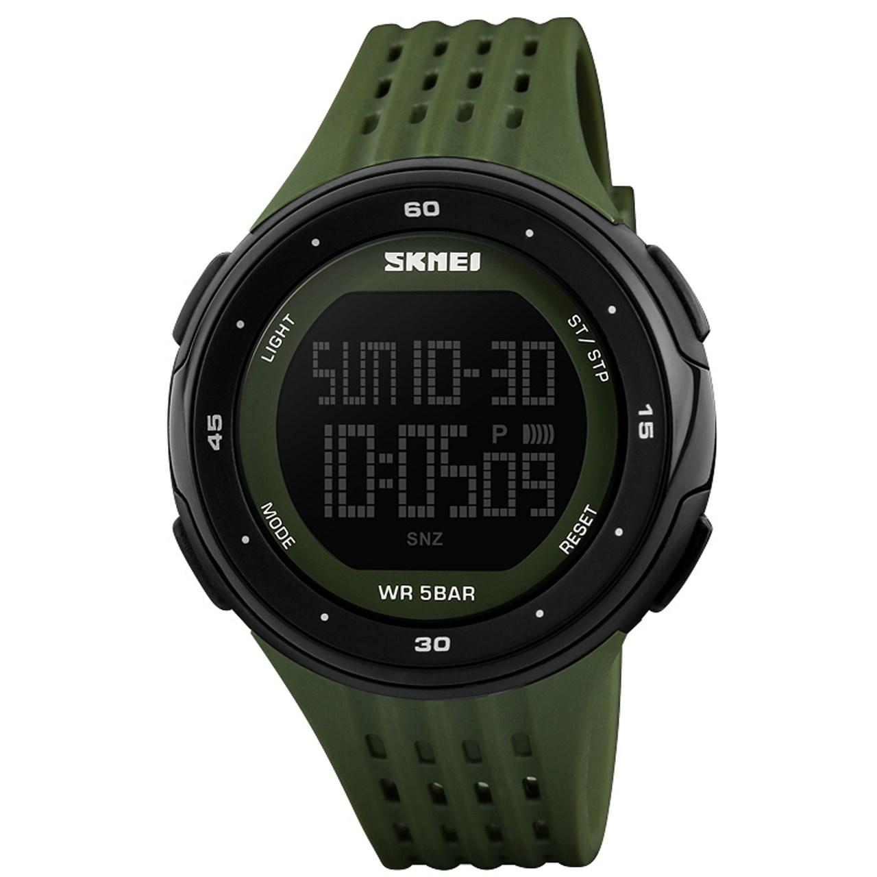 ساعت مچی دیجیتال مردانه اسکمی مدل 1219-B