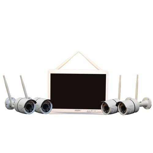 سیستم امنیتی ایسان مدل AS-IPC04-O21A