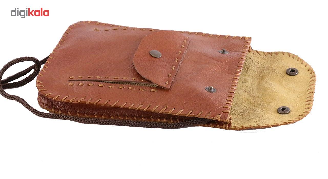 کیف پاسپورتی گردنی تیکیش کد TP01