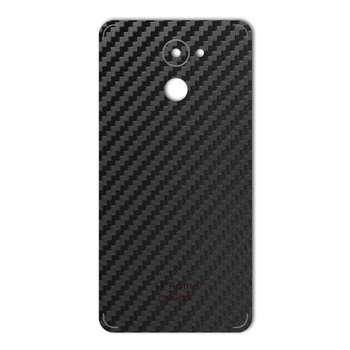 برچسب پوششی ماهوت مدل Carbon-fiber Texture مناسب برای گوشی  Huawei Y7 Prime