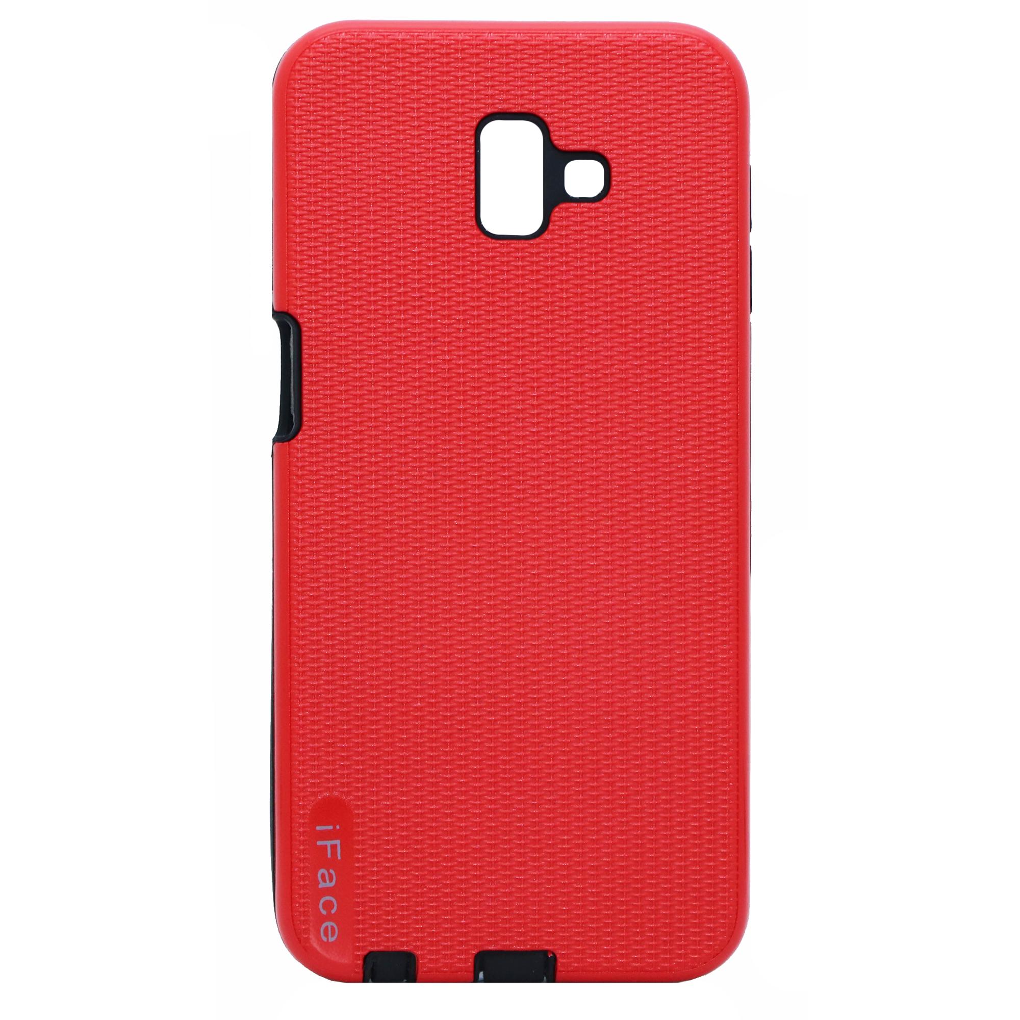 کاور مدل RB-01 مناسب برای گوشی موبایل سامسونگ Galaxy A6 Plus