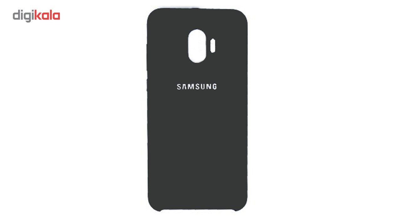 کاور سیلیکونی مناسب برای گوشی موبایل سامسونگ  Grand prime Pro / J2 2018 main 1 1