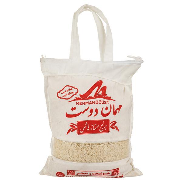 برنج هاشمی ممتاز مهماندوست مقدار 1 کیلوگرم