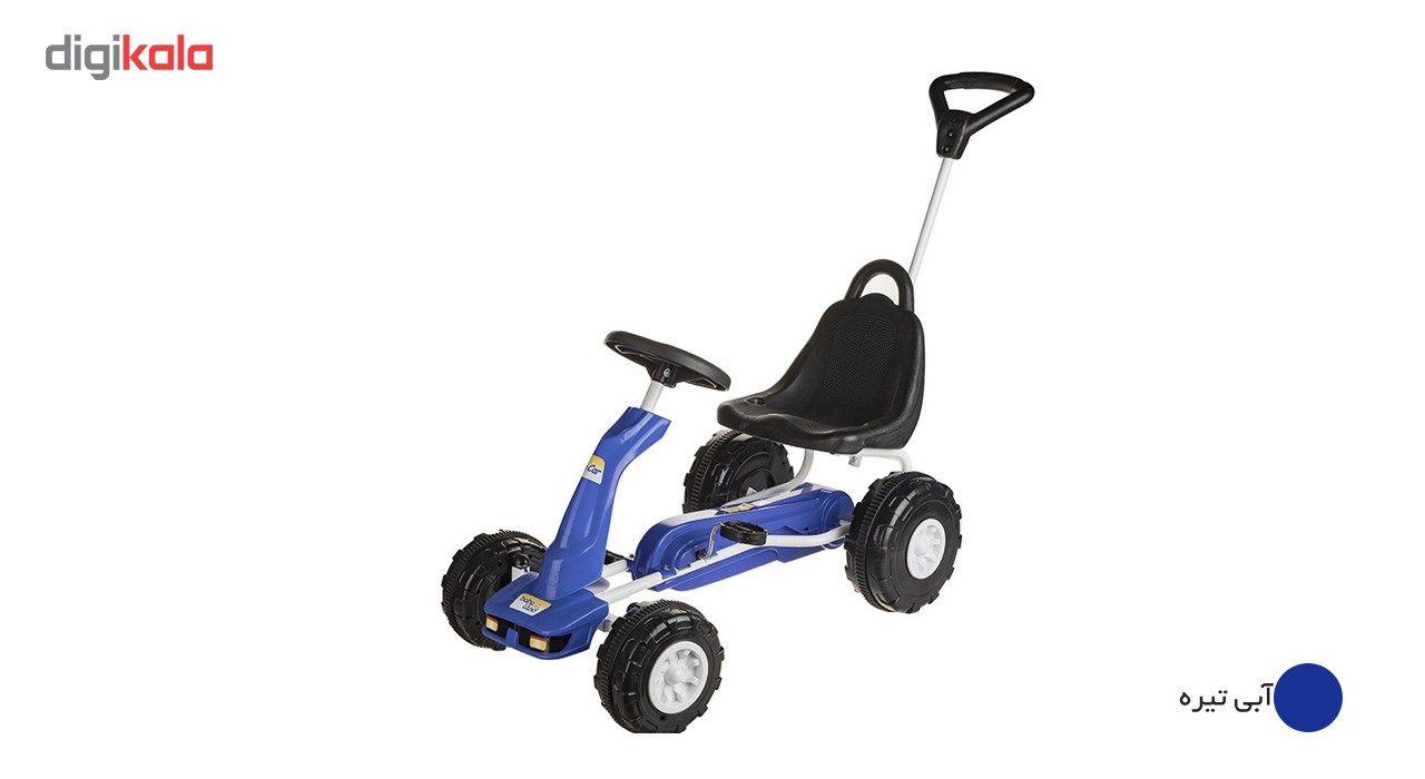ماشین بازی بیبی لند مدل Top Car 1  Baby Land Top Car 1 Car Toys