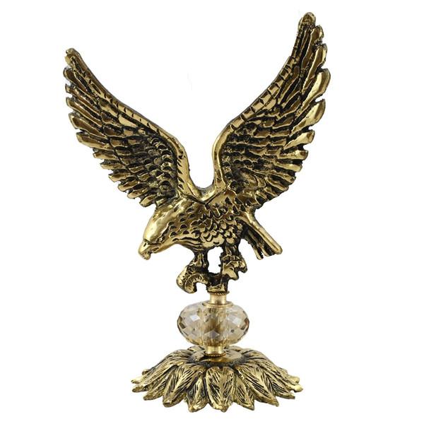 مجسمه برنزی  طرح عقاب کد 020030052