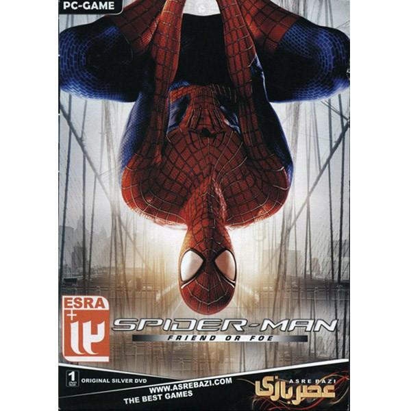 بازی کامپیوتری Spider Man Friend Or Foe