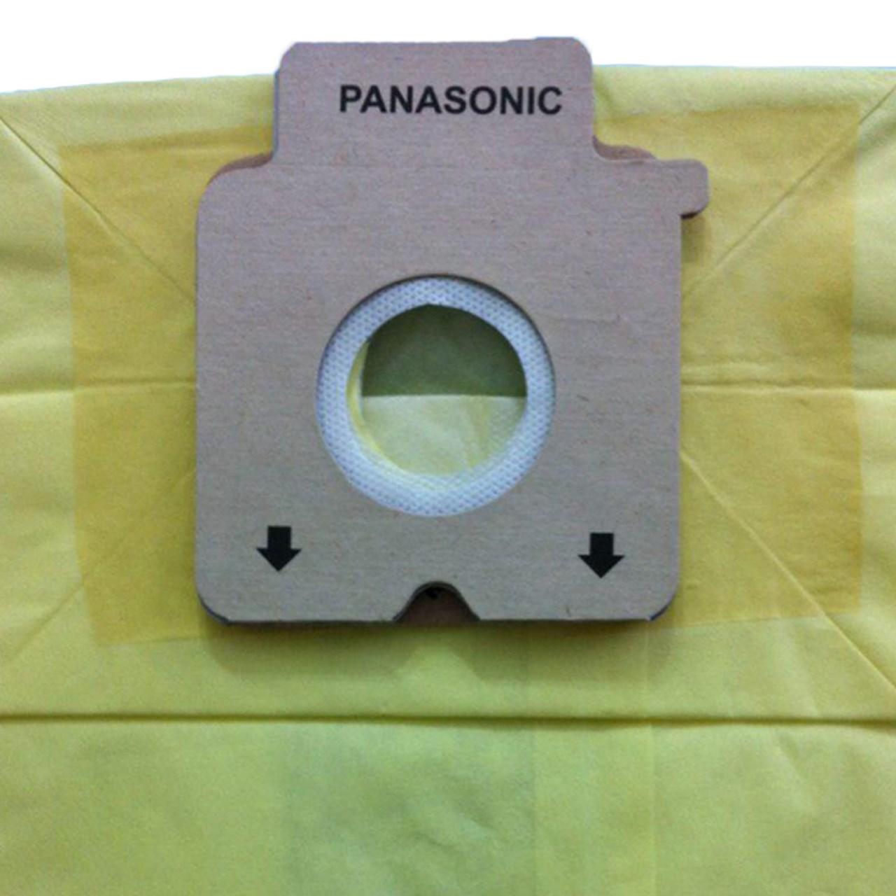خرید                     کیسه جاروبرقی کد 01 مناسب برای پاناسونیک بسته 5 عددی