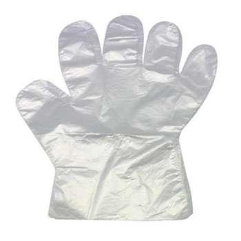 دستکش یکبار مصرف مدل AX001 بسته 100 عددی