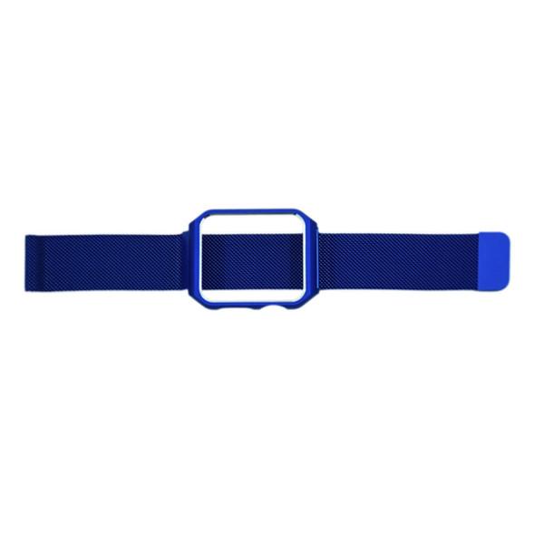 بند فلزی میلانیز مدل BW-HT17 مناسب برای ساعت هوشمند اپل 42 میلی متری