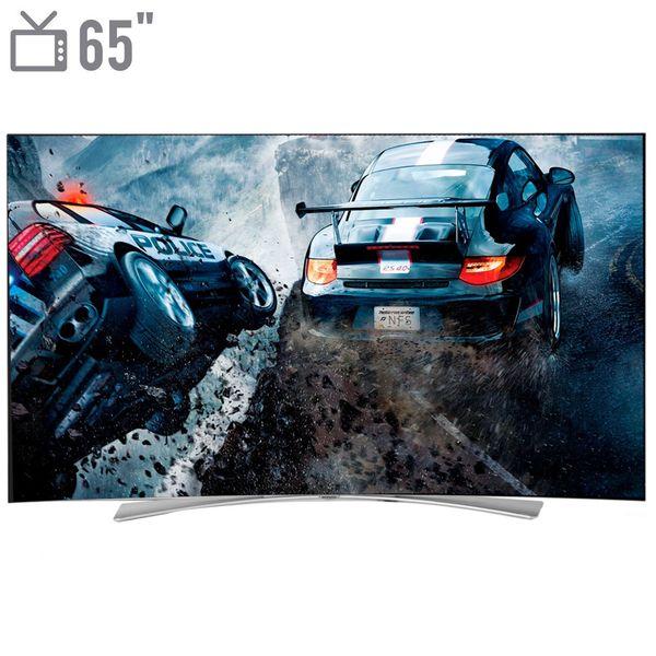 تلویزیون اولد هوشمند خمیده دوو مدل OLED-65H9000 سایز 65 اینچ
