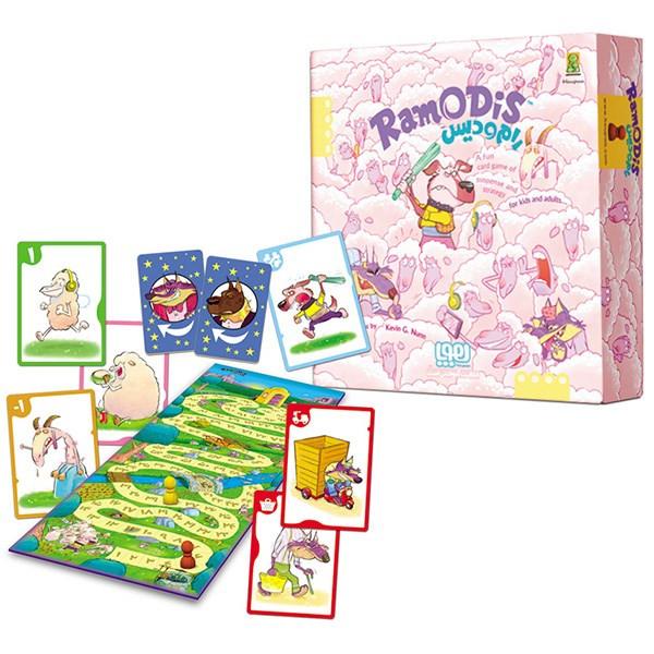 بازی فکری هوپا مدل RamoDis