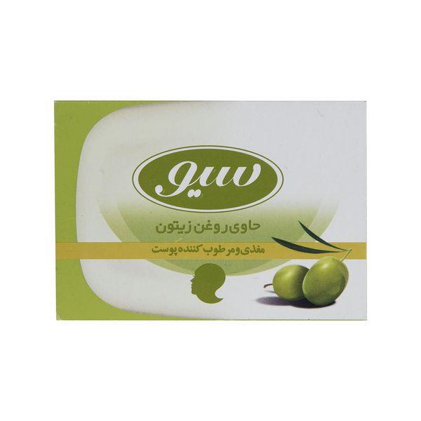 صابون حمام سیو مدل Olive Oil مقدار 125 گرم