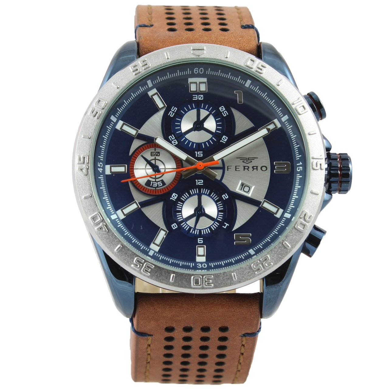 ساعت مچی عقربه ای مردانه فرو مدل F61540-543-L