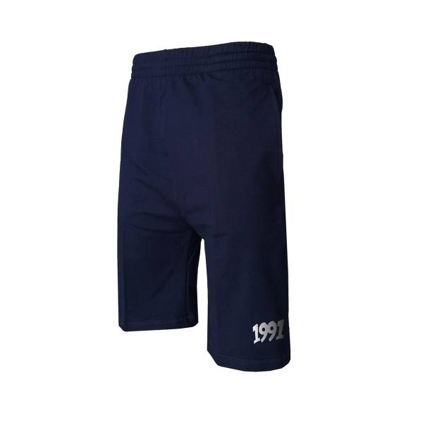 شلوارک ورزشی مردانه 1991 اس دبلیو مدل shorts Simplex NavyBlue