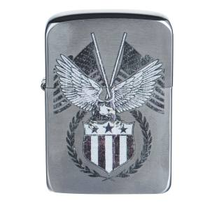 فندک زیپو مدل American Eagle