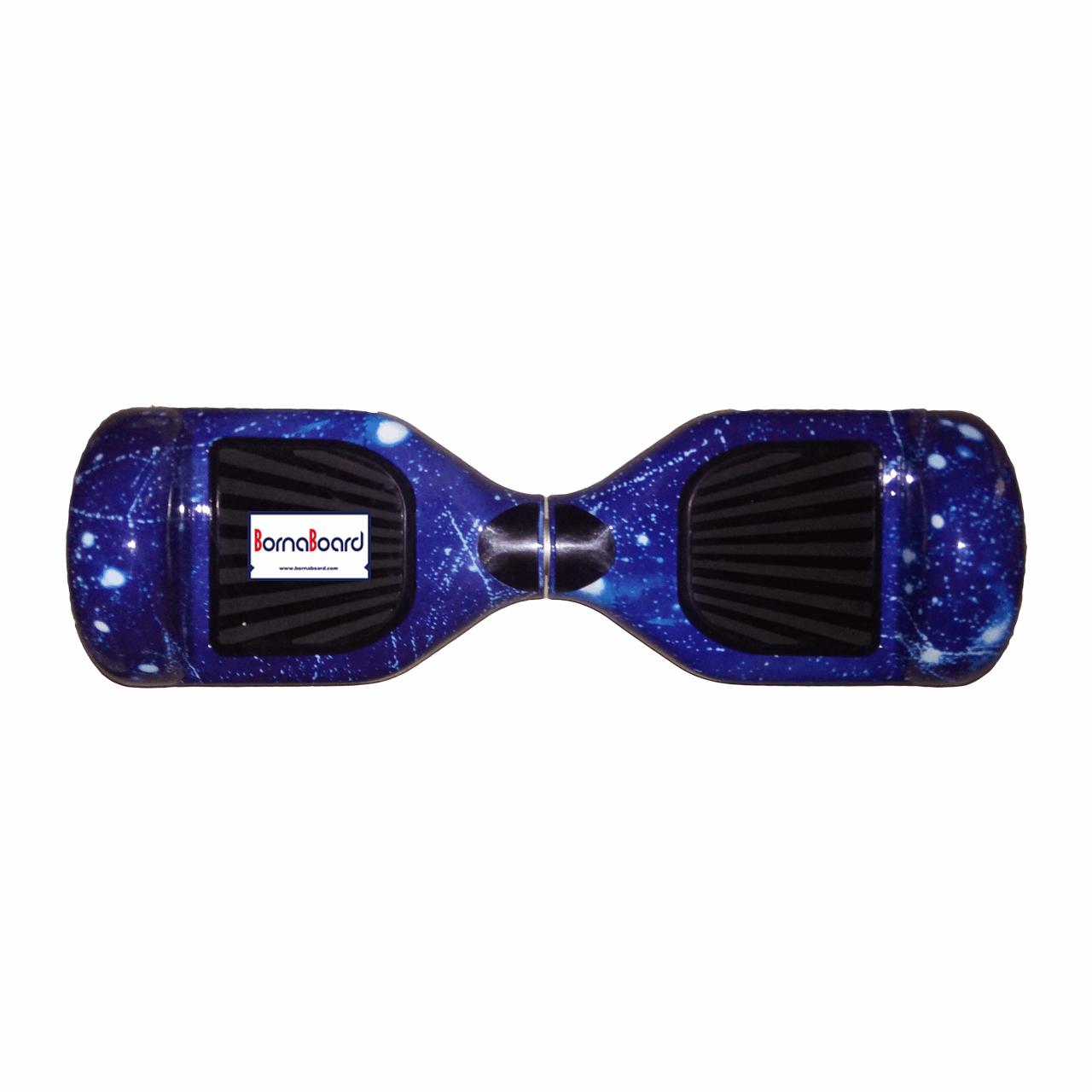اسکوتر برقی اسمارت بالانس مدل Borna P5-Multi-Galexy-Blue