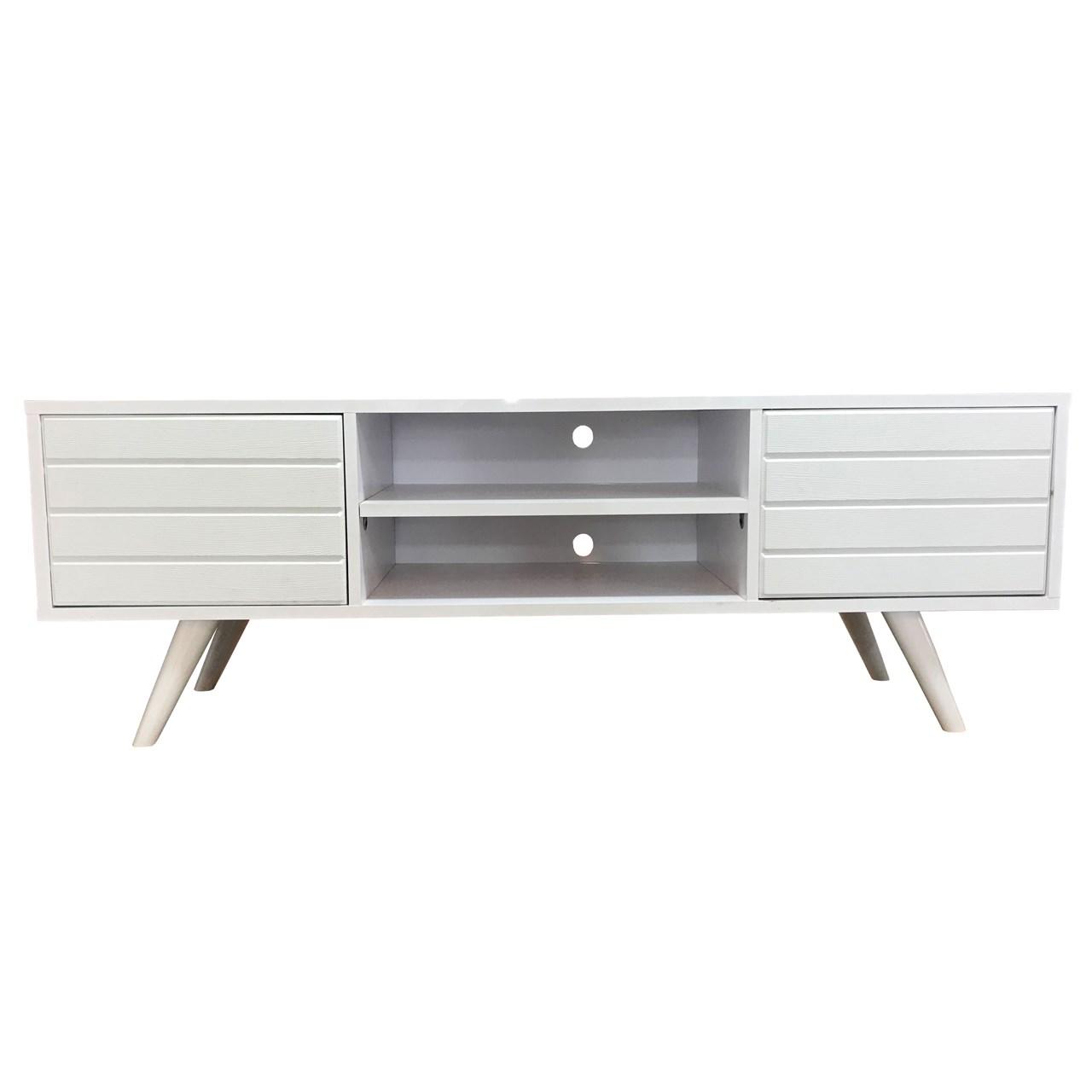 میز تلویزیون مبل مال مدل گلاس