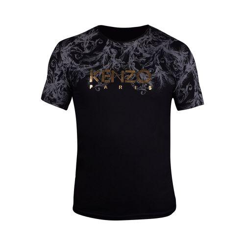 تی شرت مردانه طرح KENZO  مدل 1010