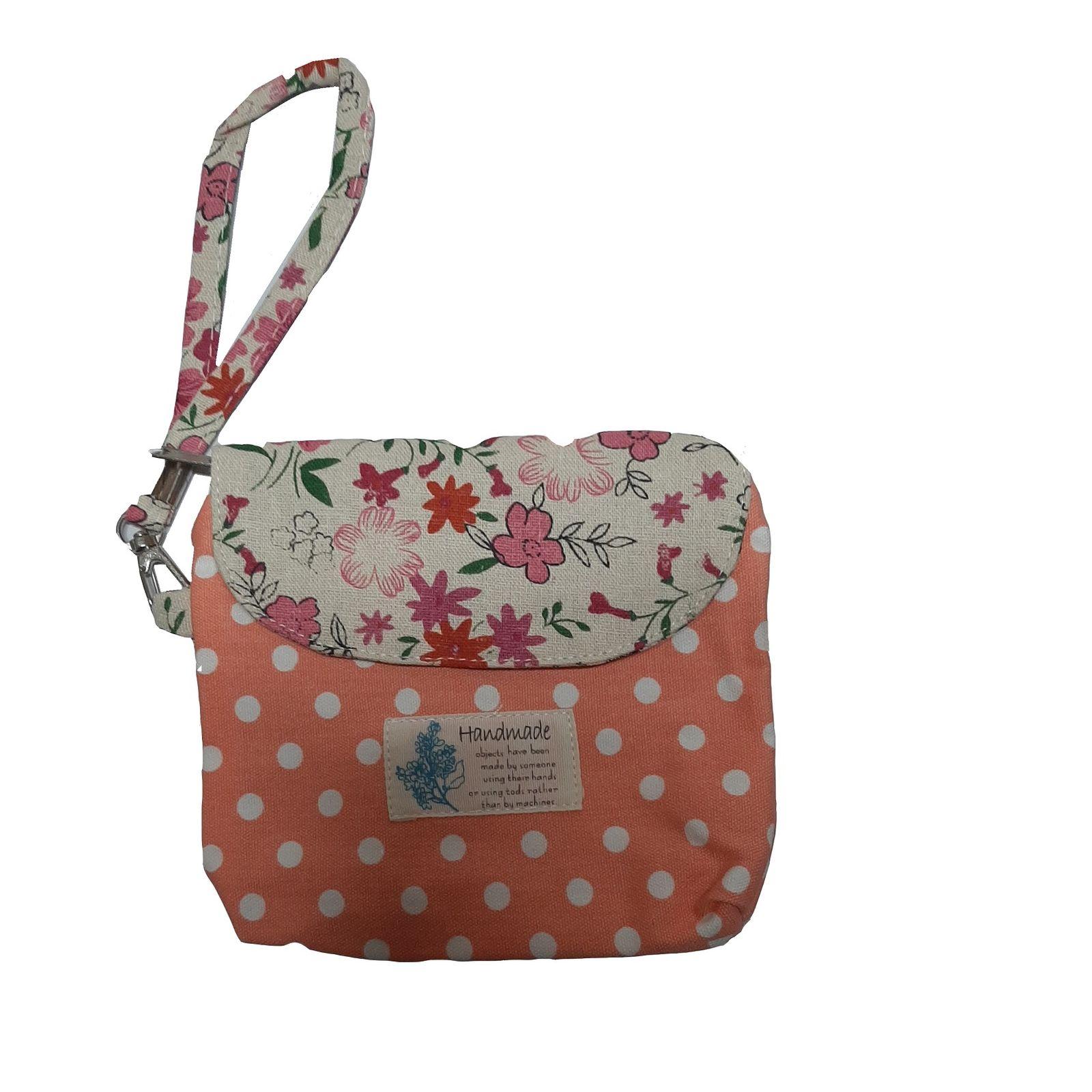 کیف لوازم آرایش زنانه مدل ۱۱۲۲ -  - 5
