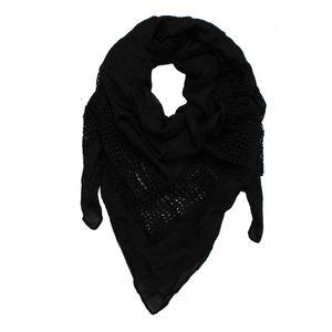 روسری مدل حاشیه گیپور کد01