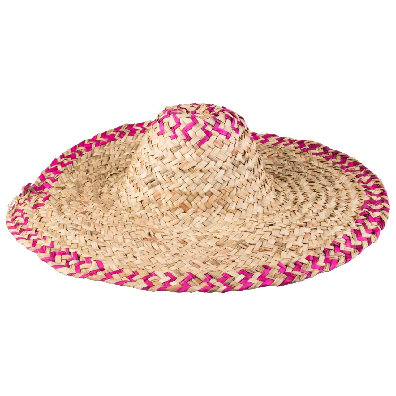 کلاه حصیری  مدل 1