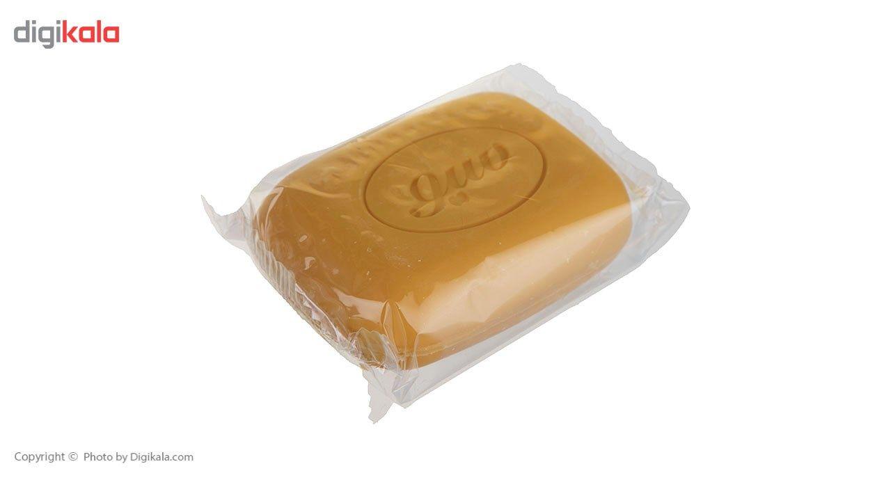 صابون حمام سیو مدل Milk And Honey مقدار 125 گرم main 1 2