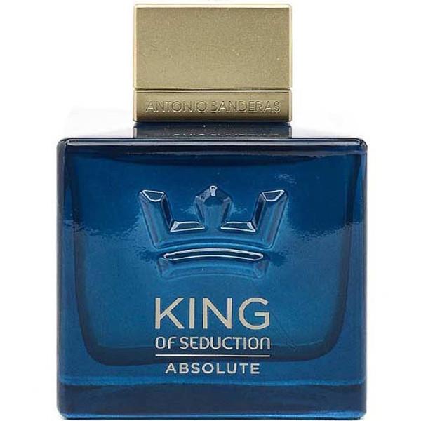 تستر ادو تویلت مردانه آنتونیو باندراس مدل King Absolute حجم 100 میلی لیتر