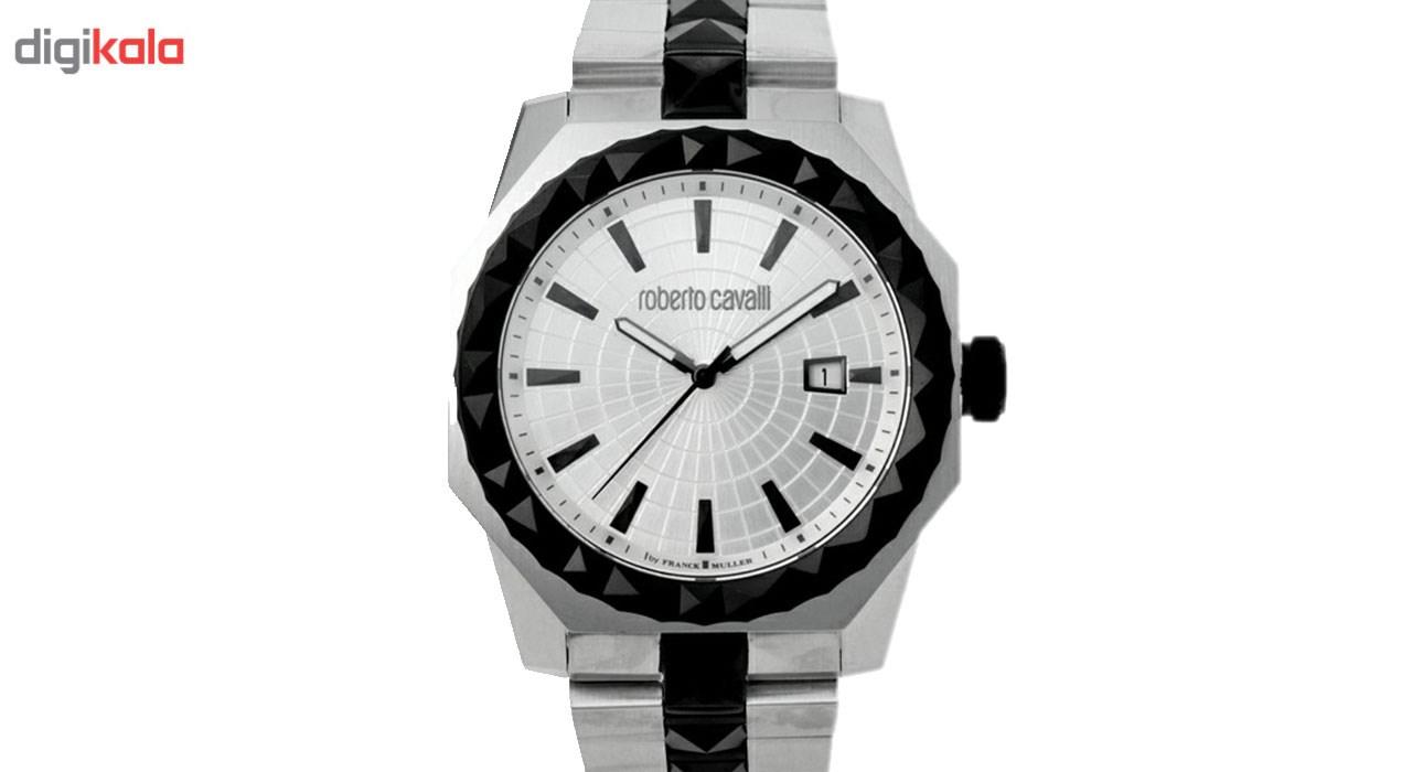 ساعت مچی عقربه ای مردانه روبرتو کاوالی مدل RV1G018M0081