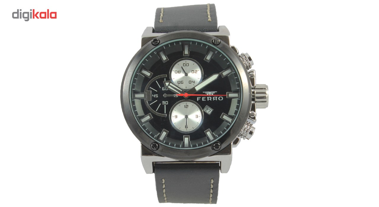 خرید ساعت مچی عقربه ای مردانه فرو مدل F61439-564-J