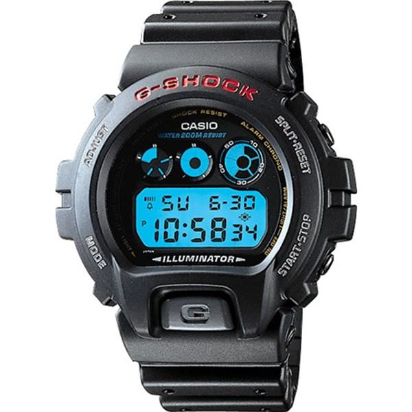 ساعت مچی دیجیتالی مردانه کاسیو جی شاک DW-6900-1VDR
