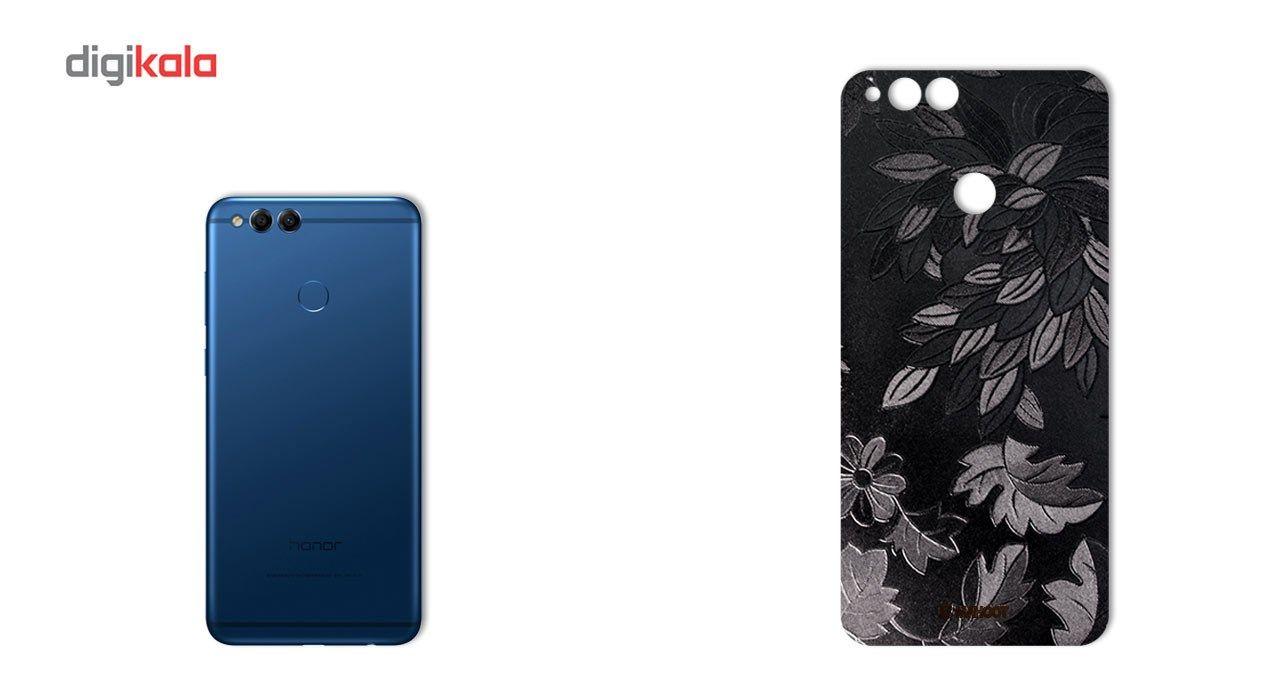 برچسب پوششی ماهوت مدل Wild-flower Texture مناسب برای گوشی  Huawei Honor 7X main 1 1