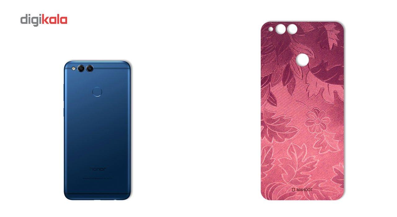 برچسب پوششی ماهوت مدل Wild-flower Texture مناسب برای گوشی  Huawei Honor 7X main 1 2